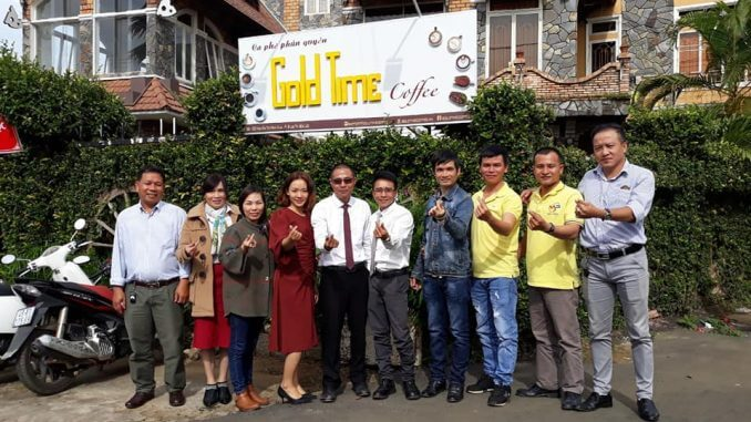 gold time coffee