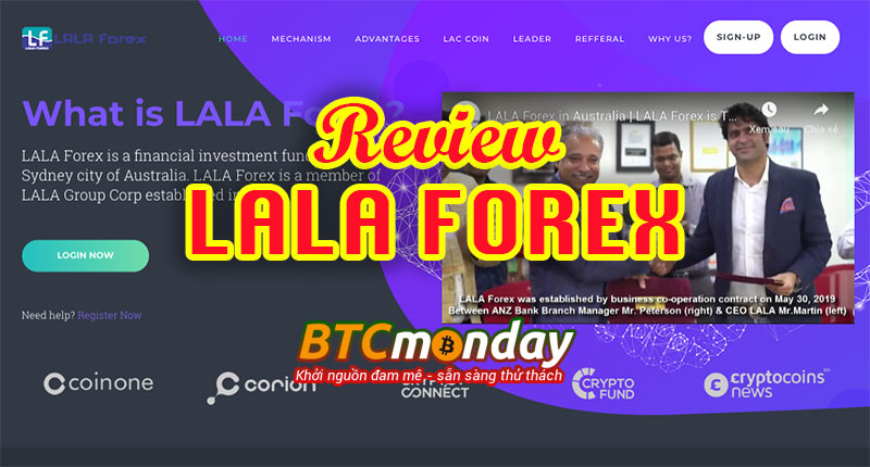 review LALA Forex